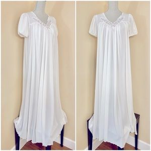 White Nightgown